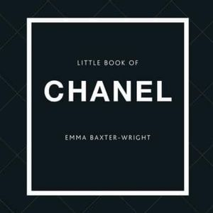 🛍NEW The Little Book of Chanel Hardcover Book